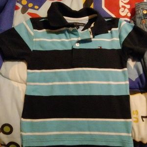 NWOT Tommy Hilfiger Polo Shirt Boys 2T